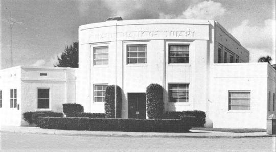 Citizens Bank of Stuart, later named First National Bank of Stuart, held some interesting collateral for local loans, including 50 gallons of premier liquor from the Lighthouse Restaurant and a pocket watch from a train conductor who needed $200 bail.
