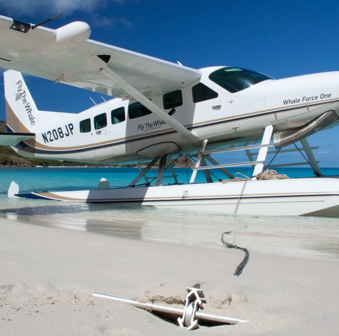 Fort Pierce wants to launch seaplane service to the Bahamas from a new downtown base