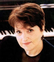 The last Chopin Festival concert will feature Lucy Scarbrough at 7 p.m. Saturday.