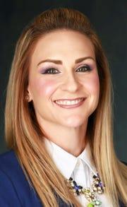 Mica Short, vice president of development for the Paso del Norte Foundation.