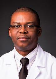 Dr. Aghaegbulam Uga, assistant professor of internal medicine and psychiatry at Texas Tech University Health Sciences Center El Paso