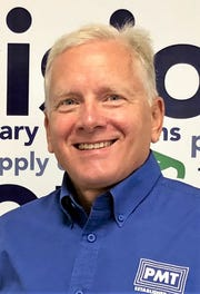 Charles A. Sholtis, CEO of Plastic Molding Technology Inc.