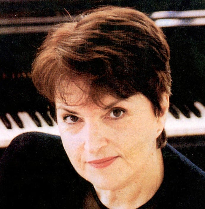 El Paso pianist Lucy Scarbrough to perform Saturday at Chopin Piano Festival