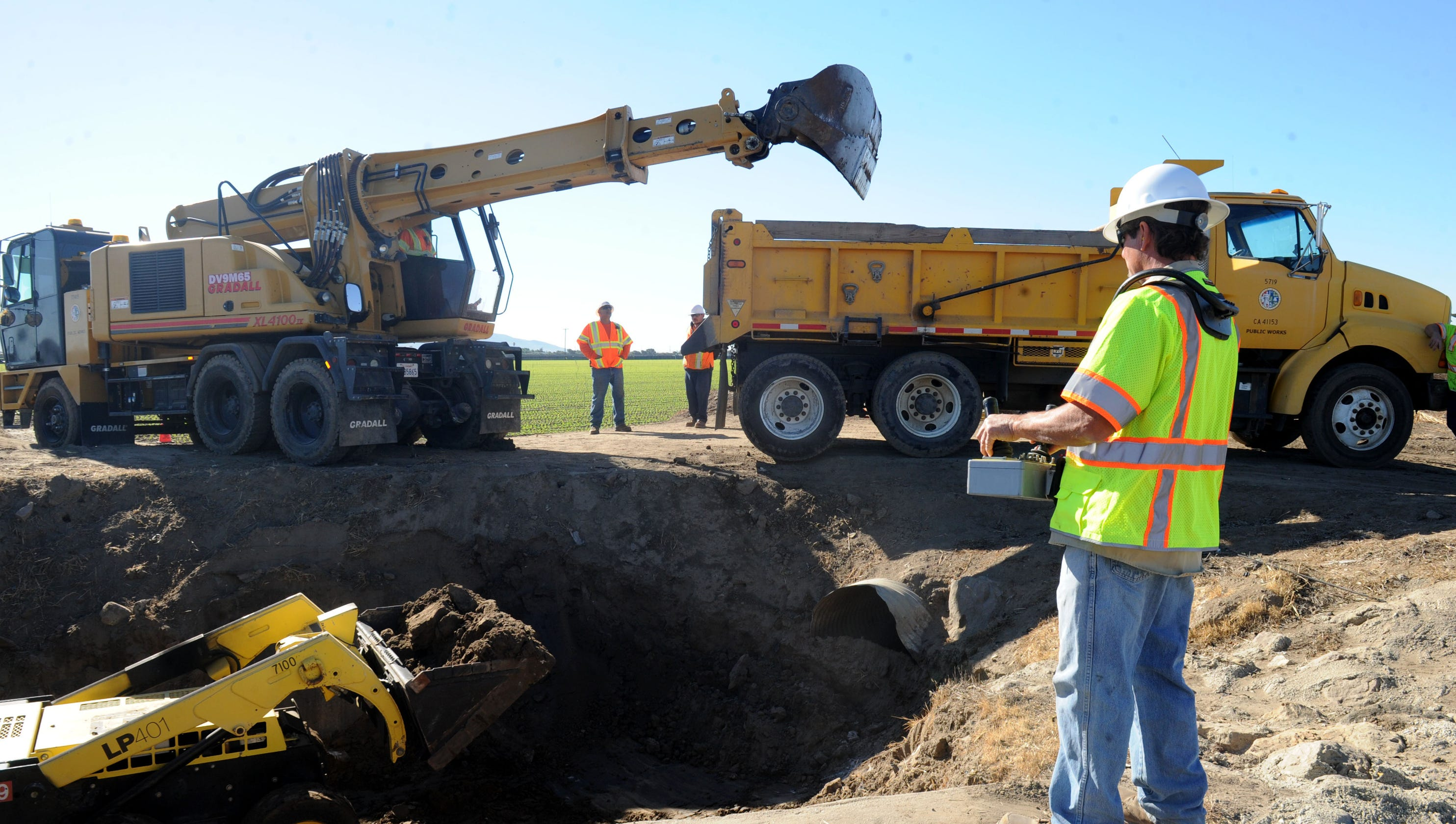 Ventura County public works train for the worst