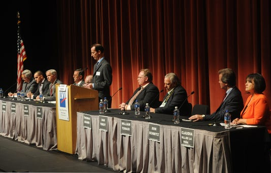 T O Candidates Forum 2