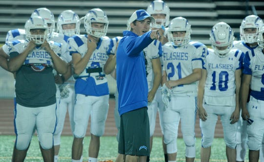 After leading a revival in his first season as head coach at Fillmore High, Sean Miller will be the head coach of the East team for Saturday's Ventura County All-Star Football Game.