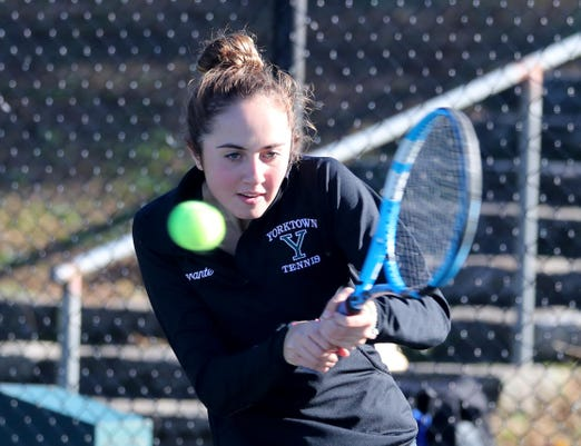 Section 1 Girls Tennis Championships