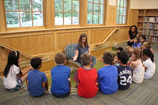 Edgewood students have a new library opening this month thanks to work completed from a 2014 bond.