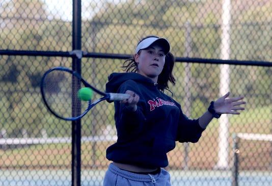 Section 1 Girls Tennis Championships
