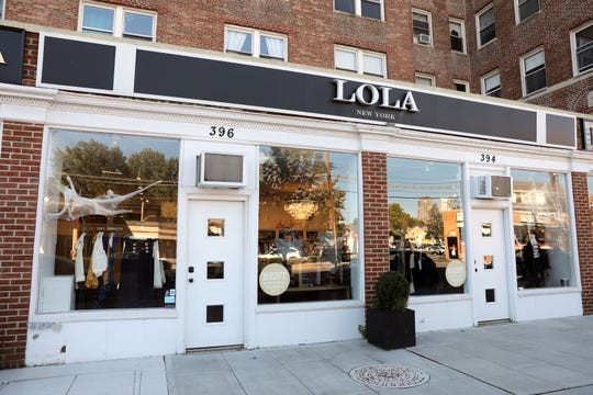 Lola New York, a women's clothing and accessories boutique in White Plains, Oct. 18, 2018. The shop was opened by two mom friends who had a love for fashion. They now have a second store and sell online.