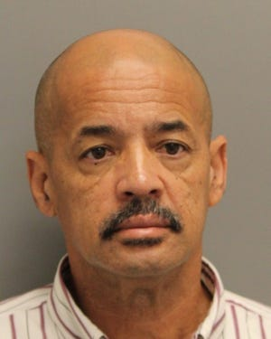 58-year-old Ricky D. Hardy, of Magnolia. HARDY was charged with 2 counts of Unlawful Sexual Contact Second Degree.