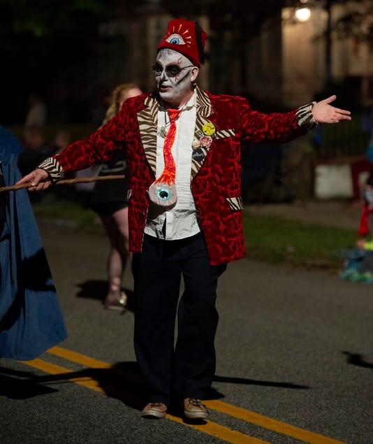 News Milford Parade