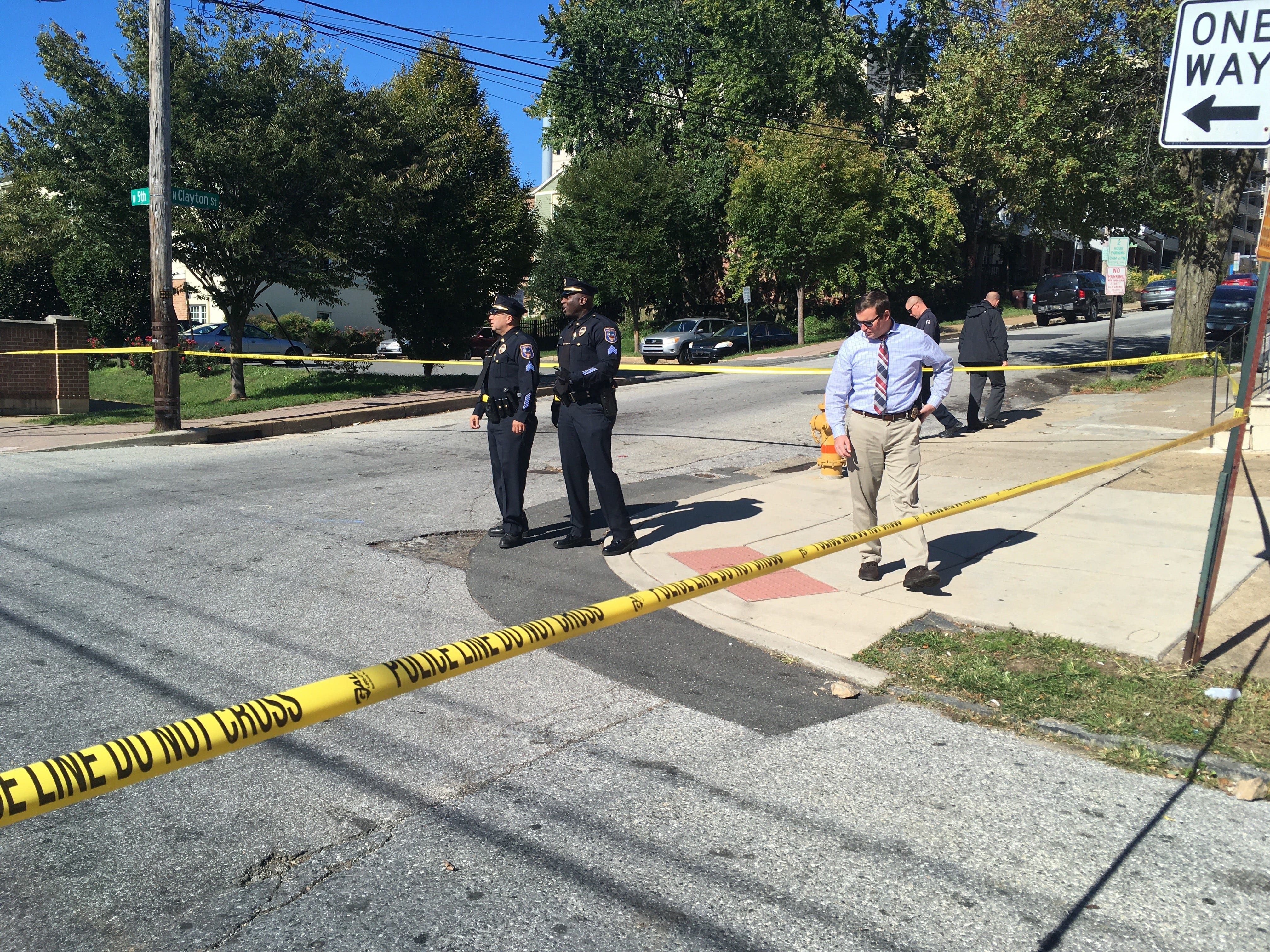 Wilmington police investigating Thursday afternoon shooting | Delaware Online