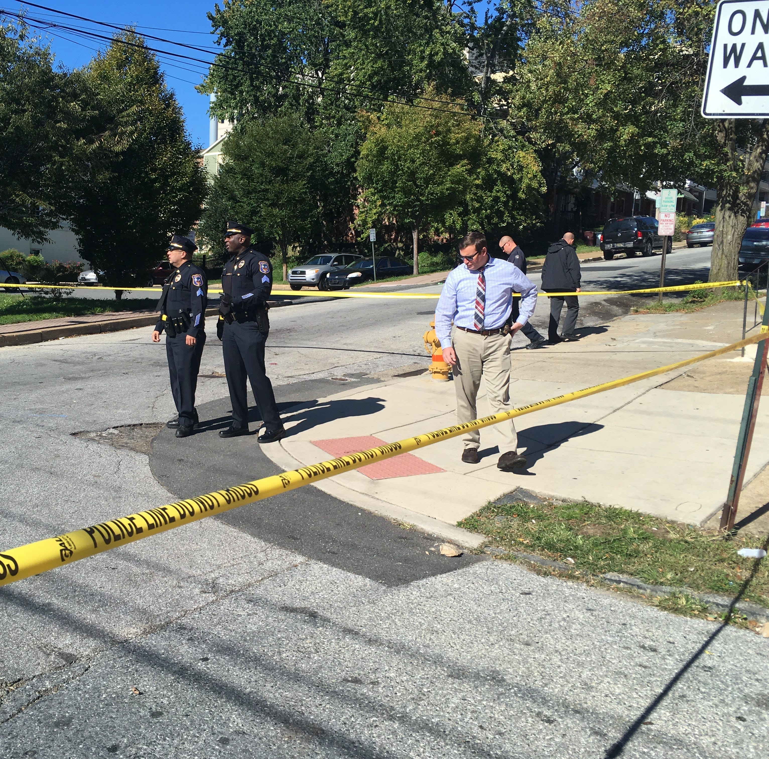 Wilmington police investigating Thursday afternoon shooting