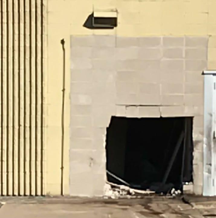 Teen flown to hospital following crash into Wisconsin Rapids church
