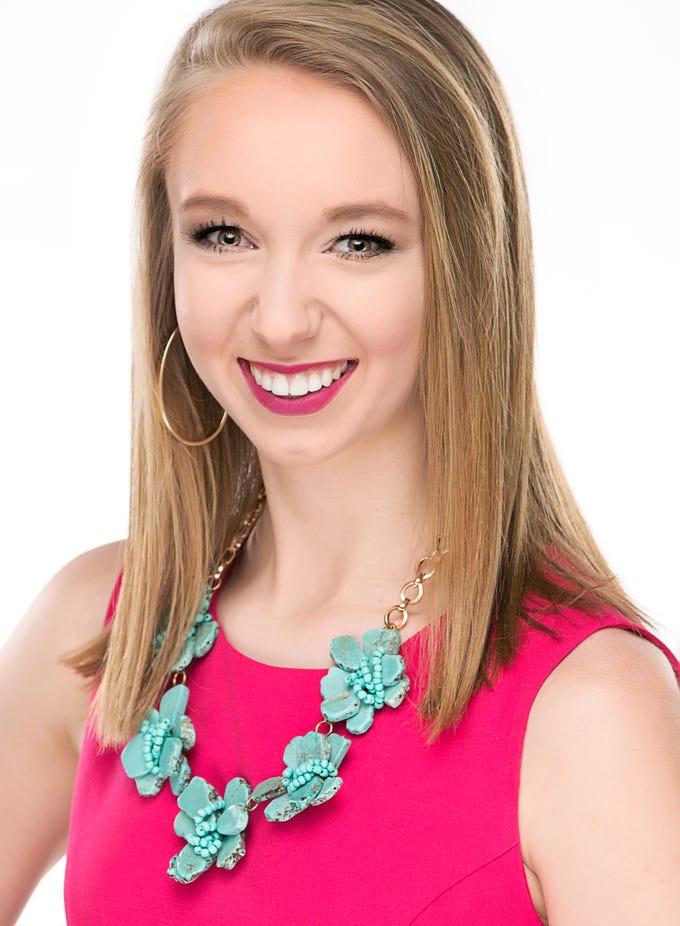 Contestant # 1: Danielle Moon