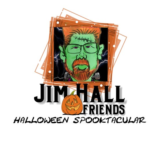 """""""Jim Hall & Friends,"""" a collection of talented singers, will present a Halloween-themed version of the inaugural show at the Wichita Theatre in July.  Shows Friday and Saturday at the theatre's Stage 2."""