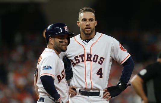 Usp Mlb Alcs Boston Red Sox At Houston Astros S Bba Hou Bos Usa Tx