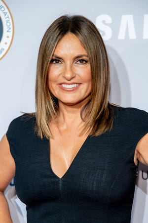 Mariska Hargitay, who has starred on the series for over 20 years as Detective Olivia Benson, commendeda brave, young fan on Instagram Thursday.