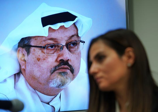 Fiancee of slain journalist Jamal Khashoggi declines White House invitation: report