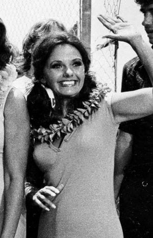 "Wells, seen here in October 1978 during a ""Gilligan's Island"" reunion special, has accepted money raised on her behalf through Go Fund Me."