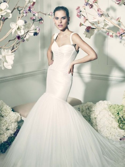 David Apos S Bridal Truly Zac Posen