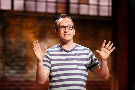 Comedian Chris Gethard takes a crack at self-help in his new book.