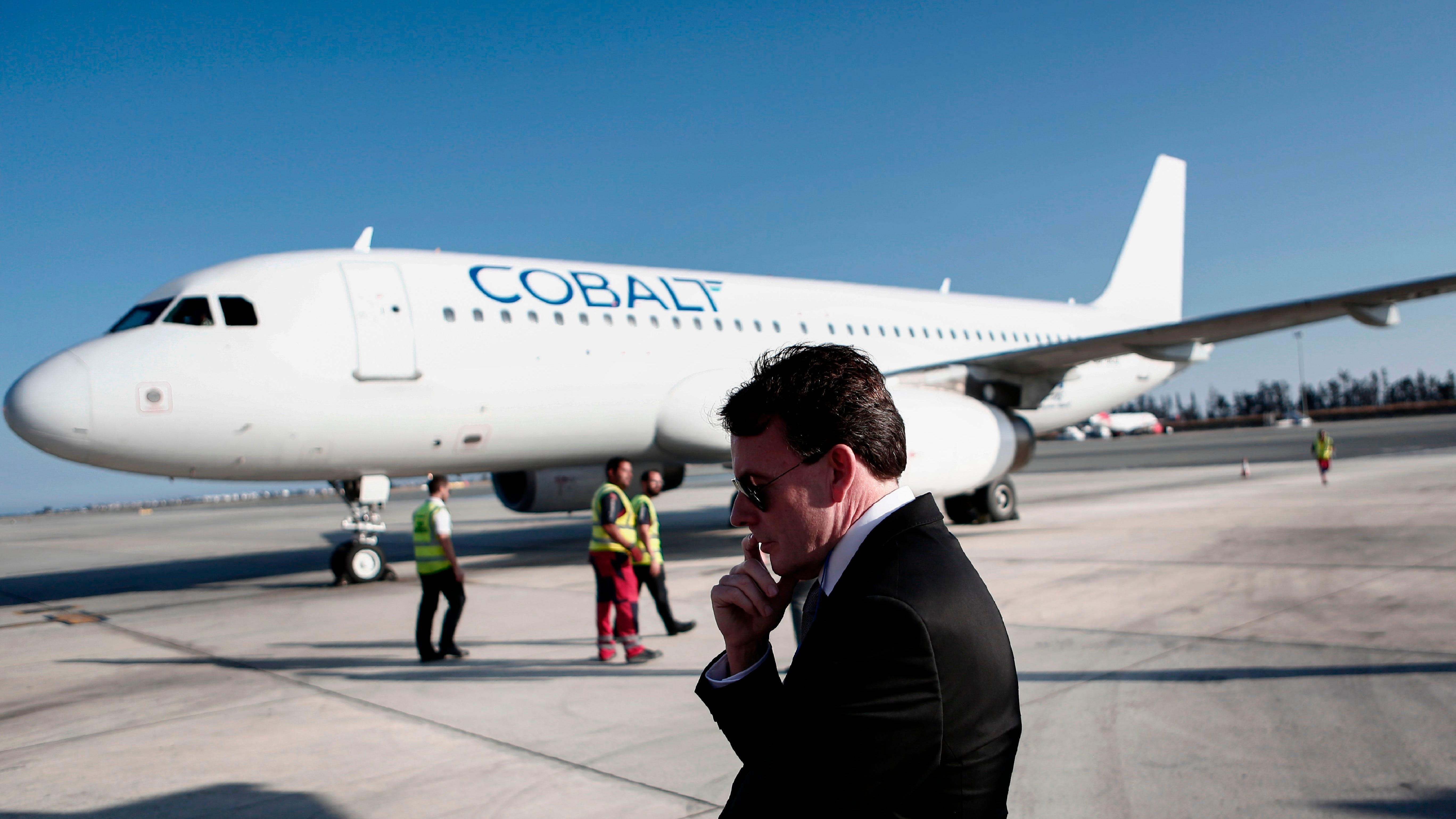 Cyprus airline Cobalt abruptly halts flights