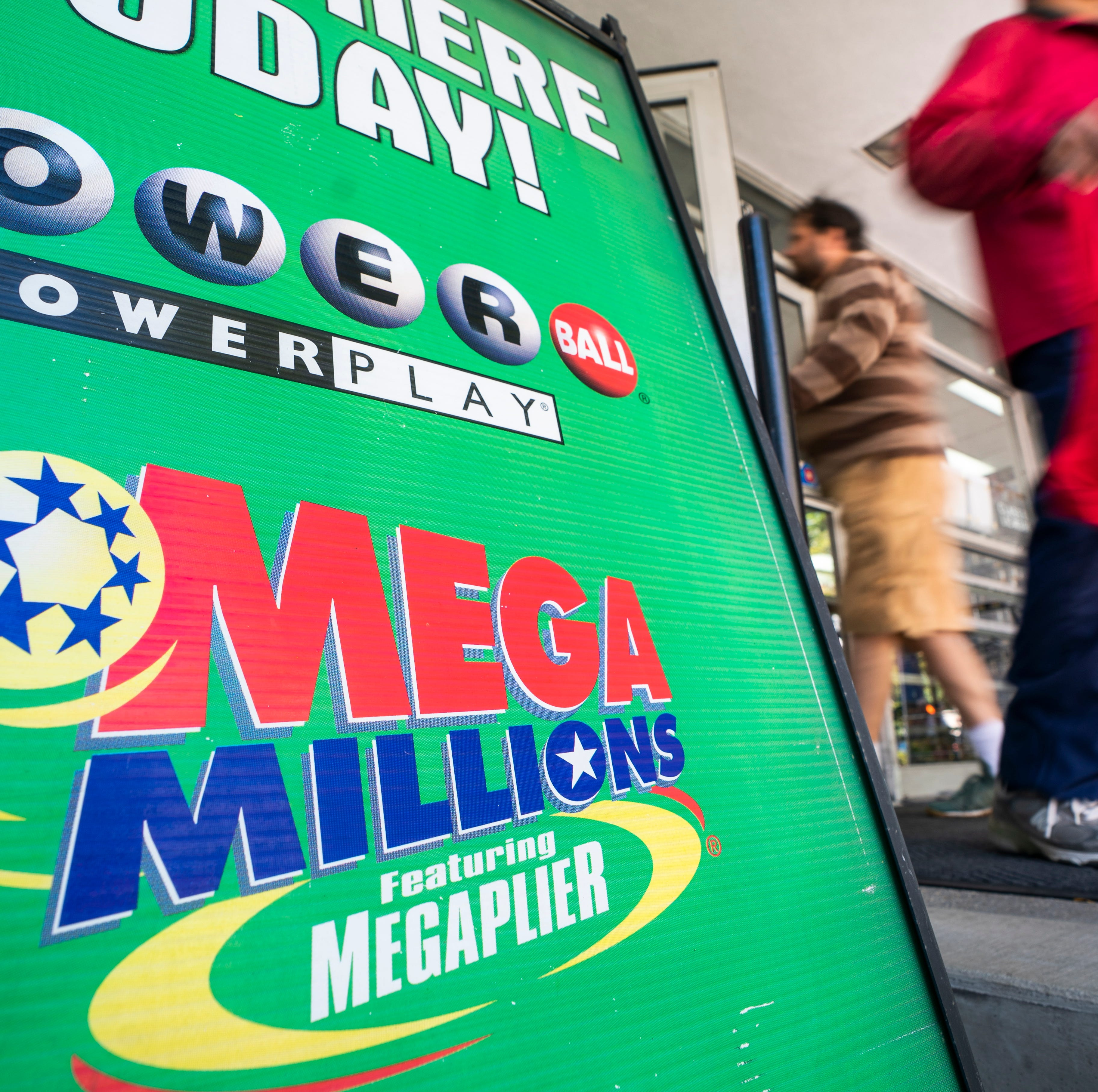 Lottery fever grips the nation as a whopping $1.4 billion is at stake