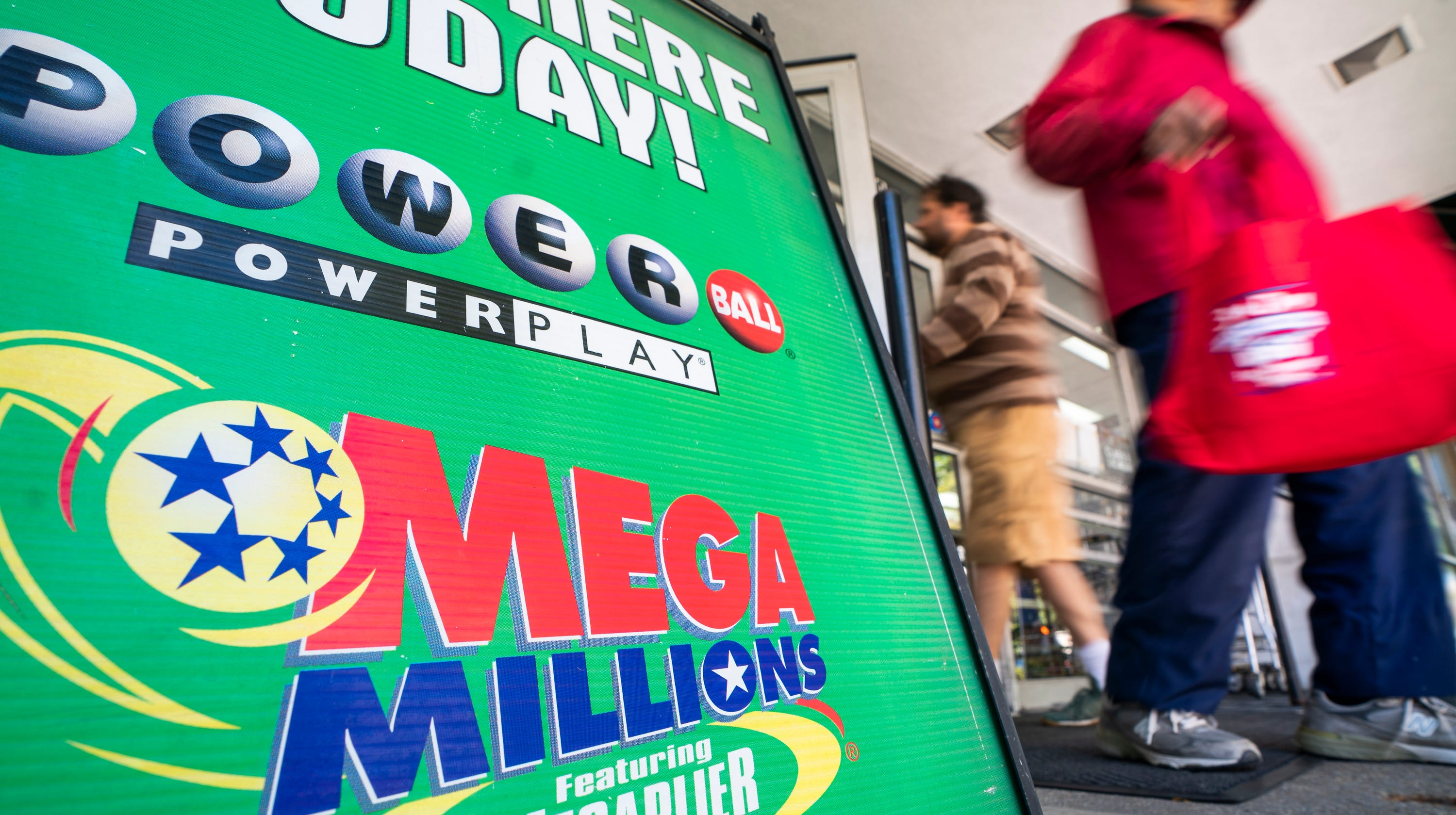 Lottery fever Mega Millions, Powerball, Trump thinks Khashoggi is dead