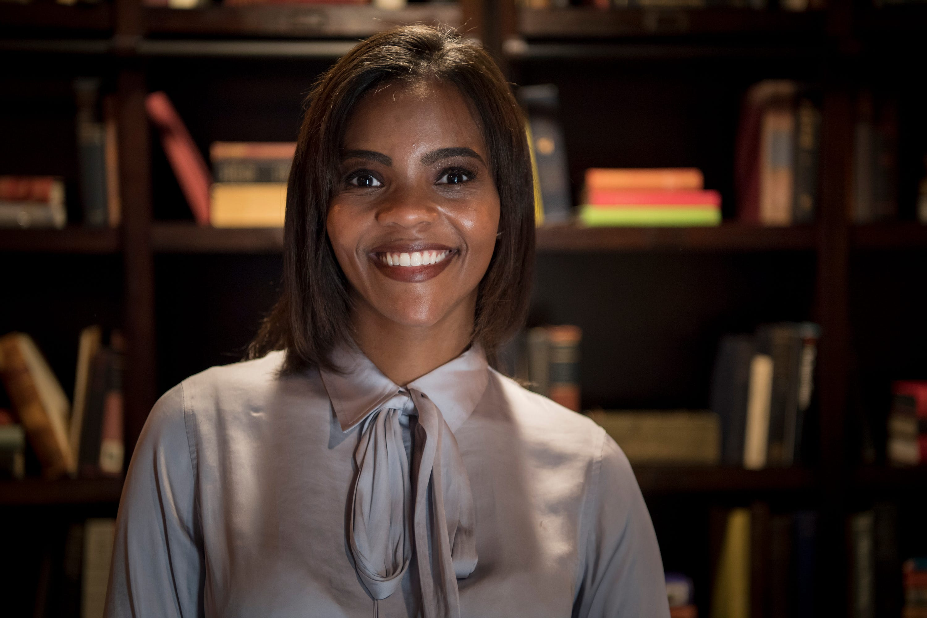 Candace Owens Relishes Role As Conservative In Kanye West S Corner