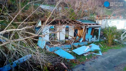 Puerto Rico is still struggling with the damage left by Hurricane Maria in 2017.