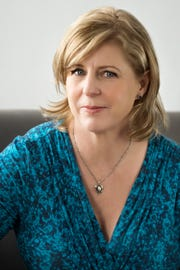 Author Liane Moriarty.