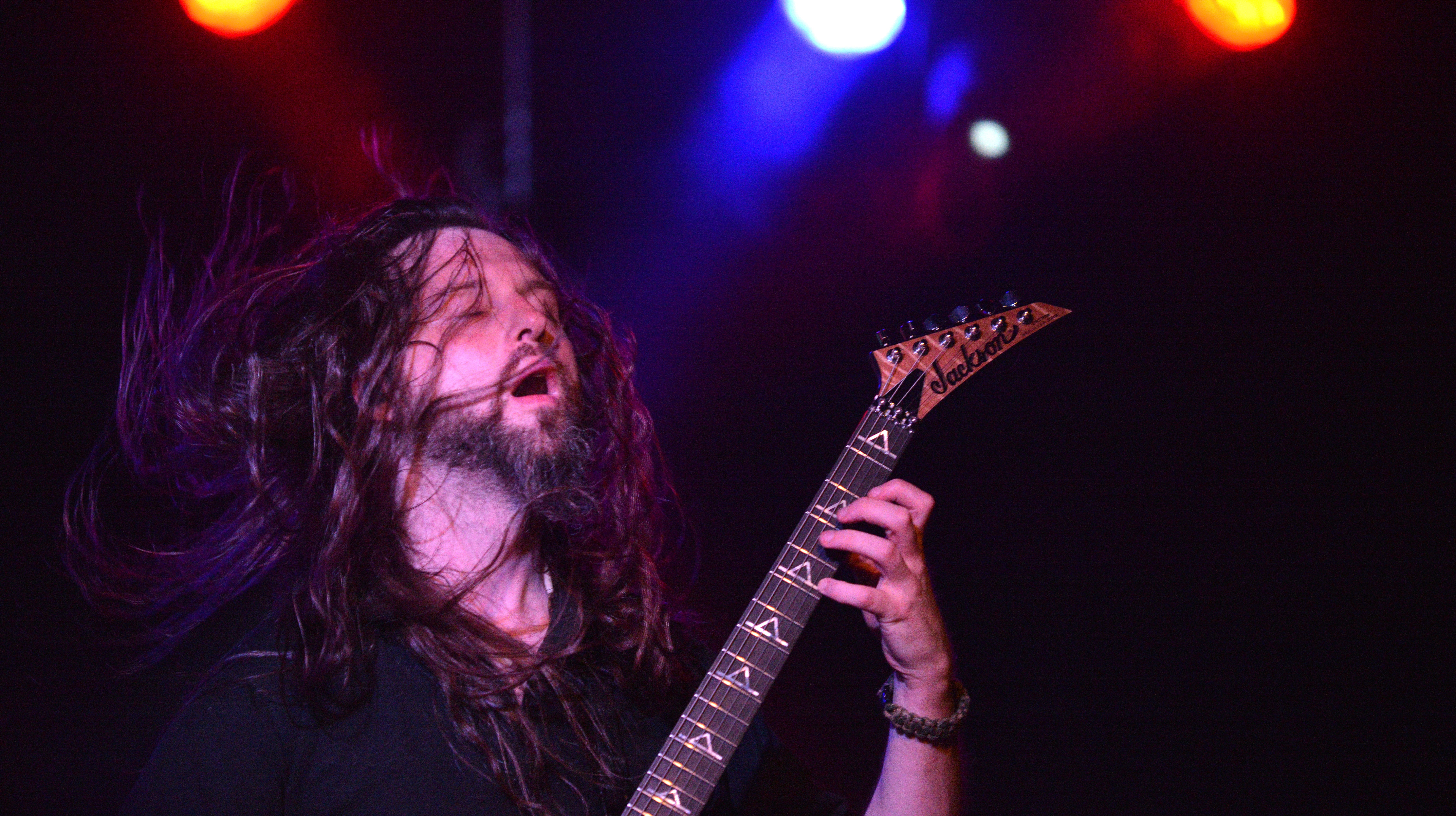 Oli Herbet, All That Remains guitarist, dead at 44