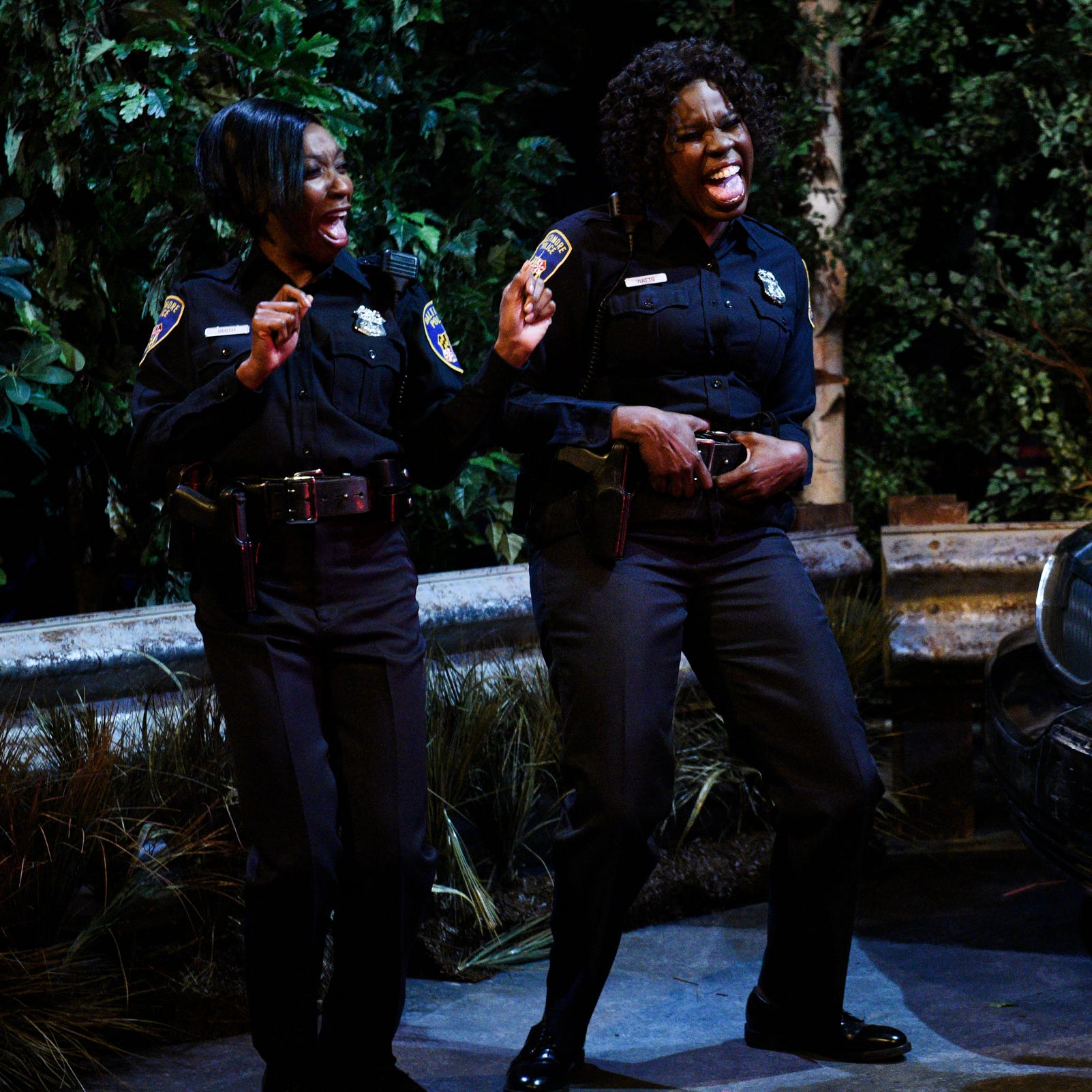"""Last weekend's """"SNL"""" sketch about randy Baltimore cops who sexually harass a motorist during a traffic stop did not go over well with police there."""
