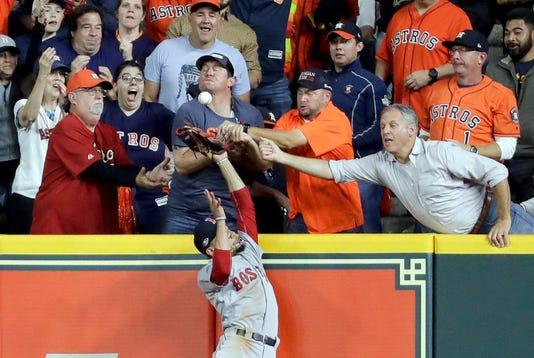 Ap Aptopix Alcs Red Sox Astros Baseball S Bba Usa Tx