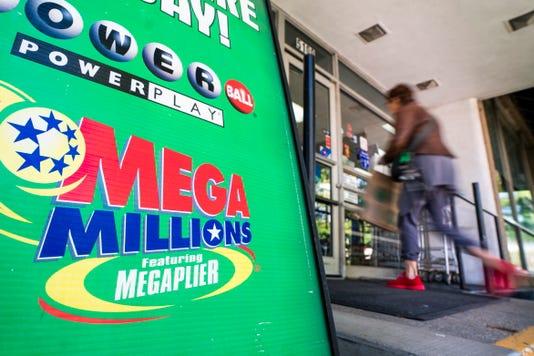 Epa Usa Mega Millions Lottery Pol Government Usa Dc