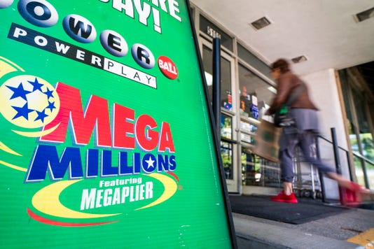 Epa Usa Mega Millions Lottery Pol Government Usa Dc