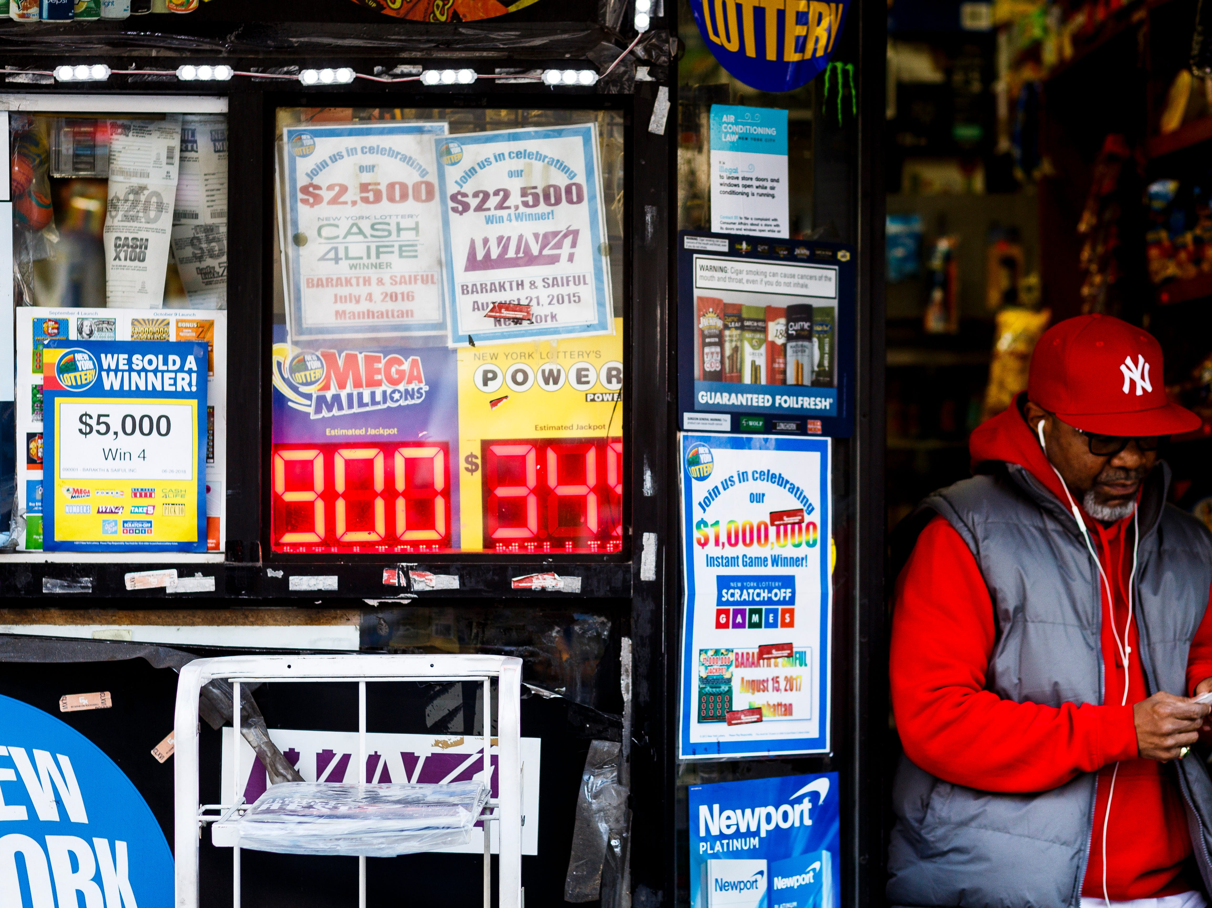 Mega Millions 2018: What are the odds of winning the $1 billion jackpot, and more questions answered