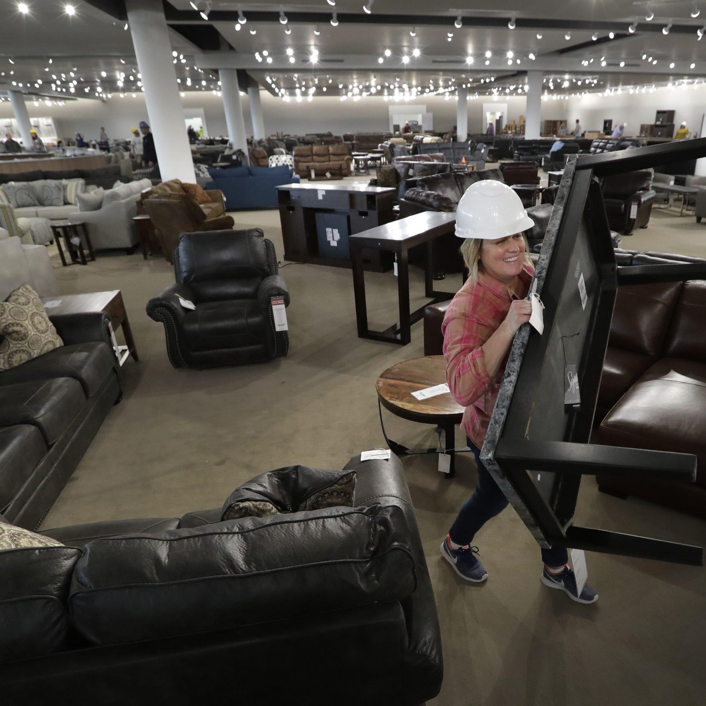 Furnishing the future: WG&R opens Saturday in new Grand Chute store