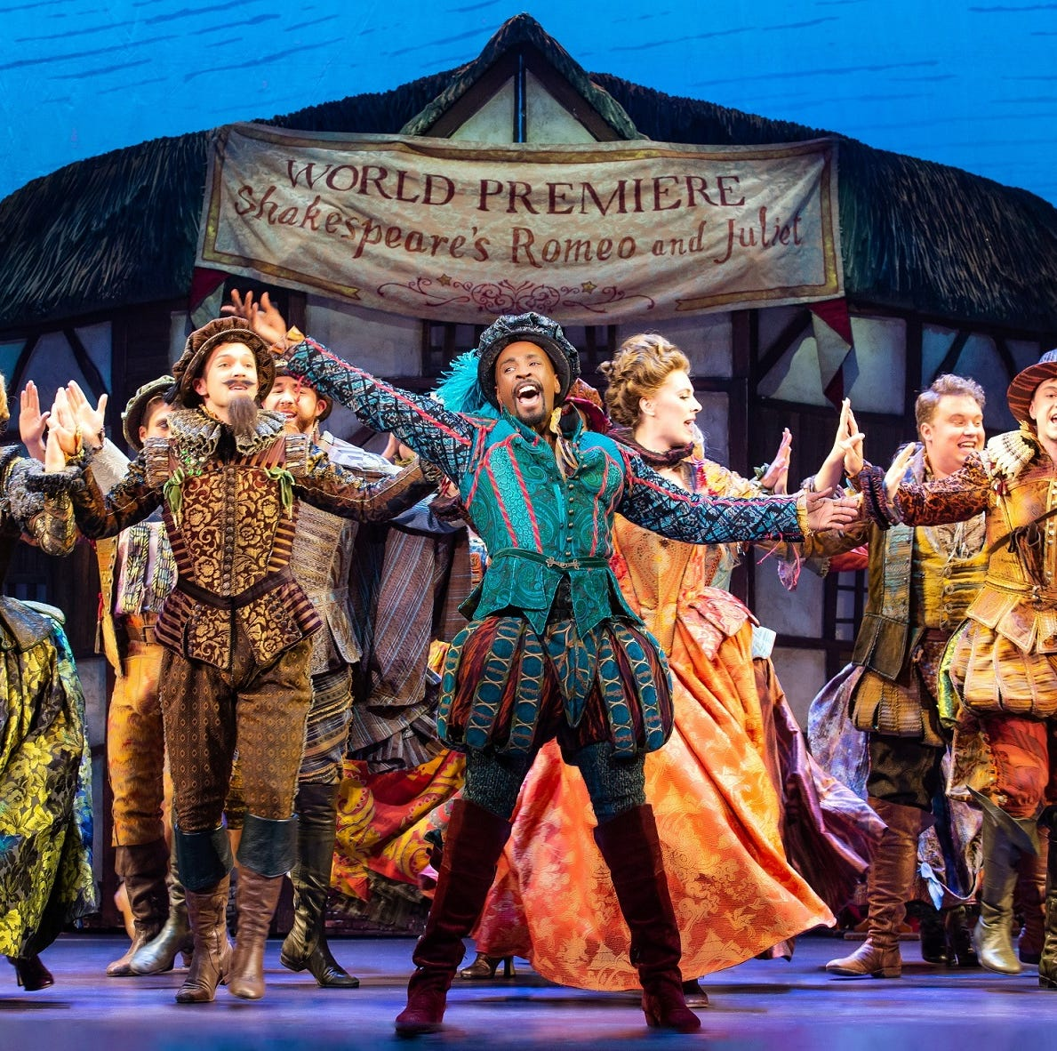 Review: 'Something Rotten' brings hilarity to the Fox Cities PAC stage