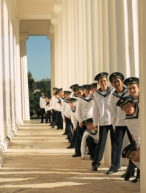 The Vienna Boys Choir performs at 7 p.m. Monday at Pioneer Drive Baptist Church. The world famous group last sang in Abilene in October 2013.