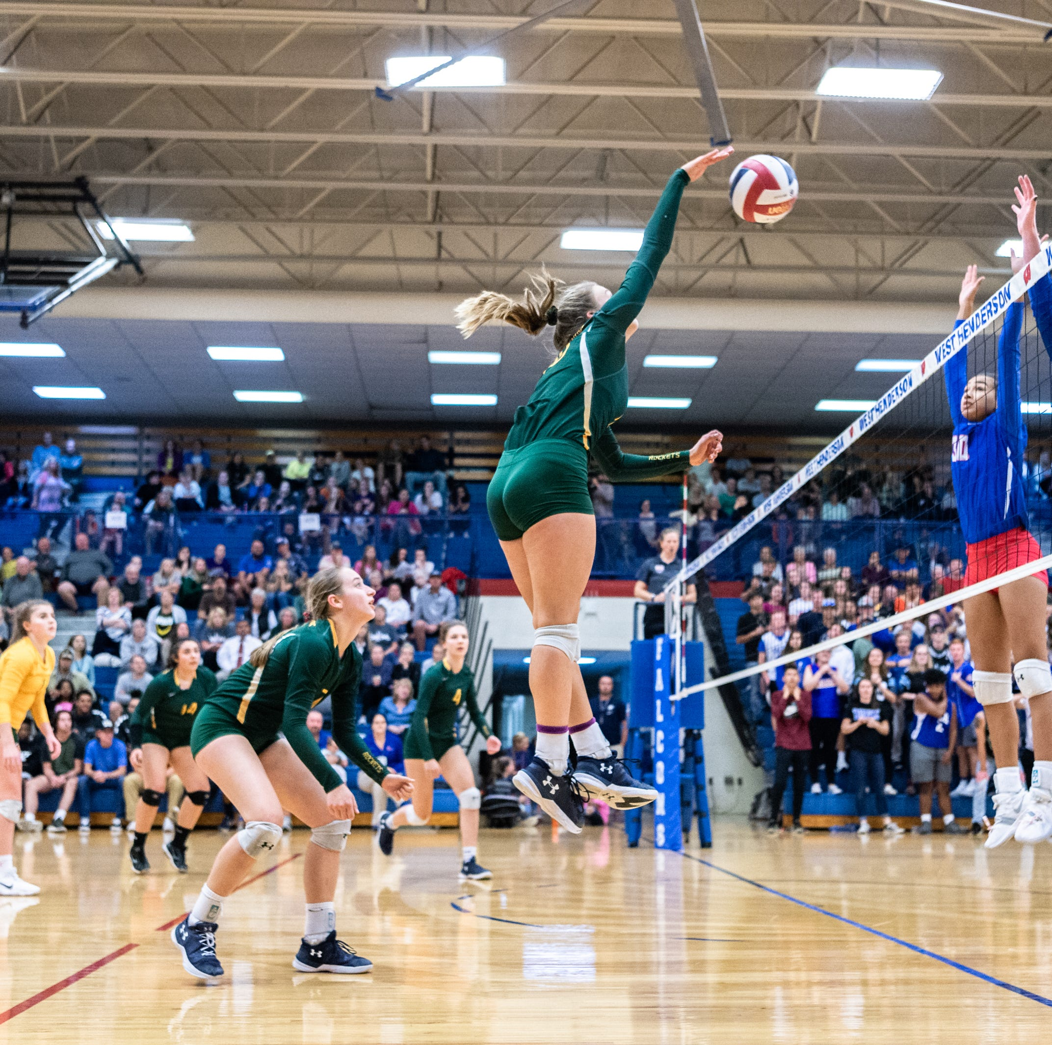 WNC high school volleyball: All-Conference Teams