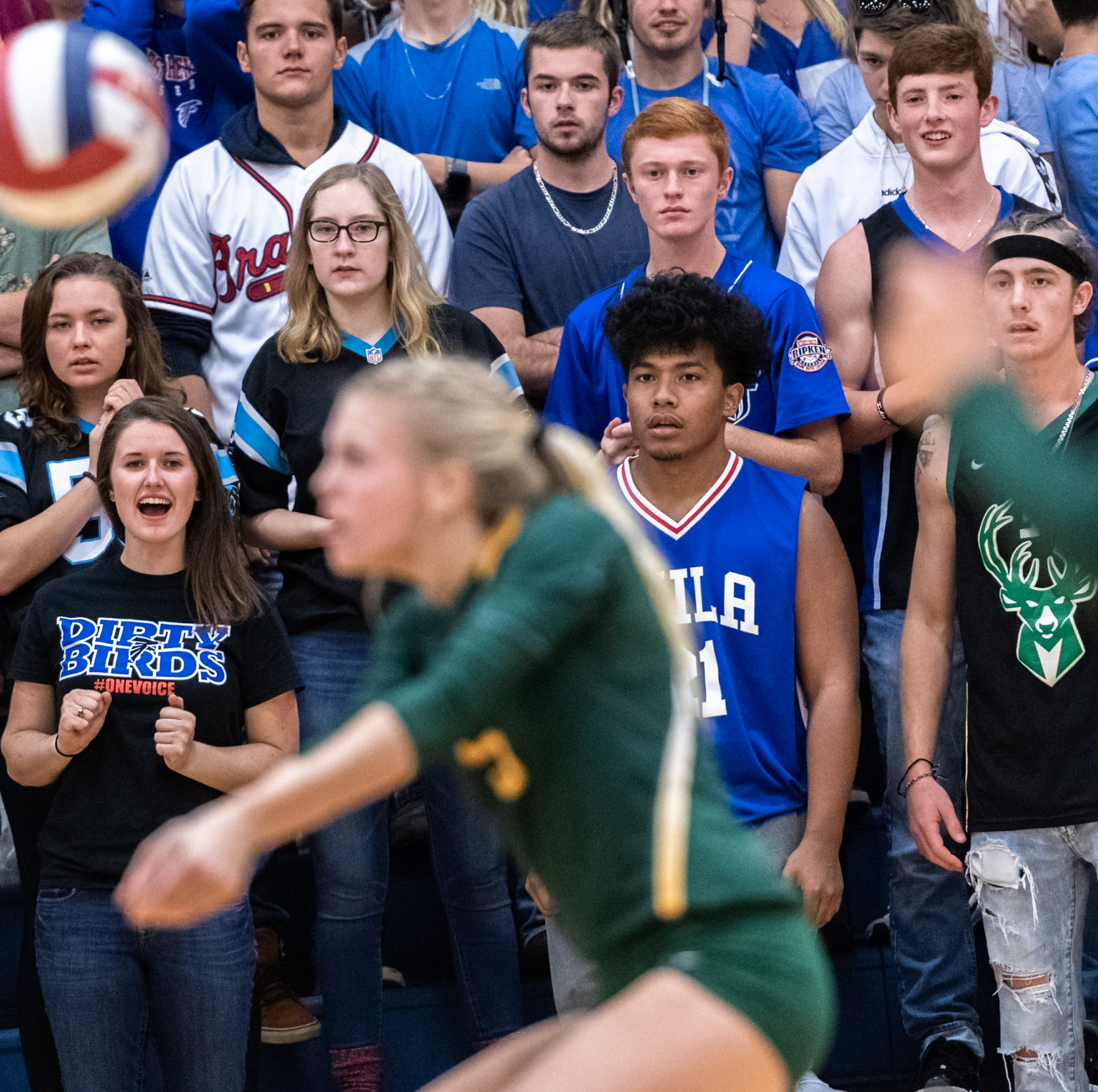 WNC high school volleyball: First-round playoff pairings