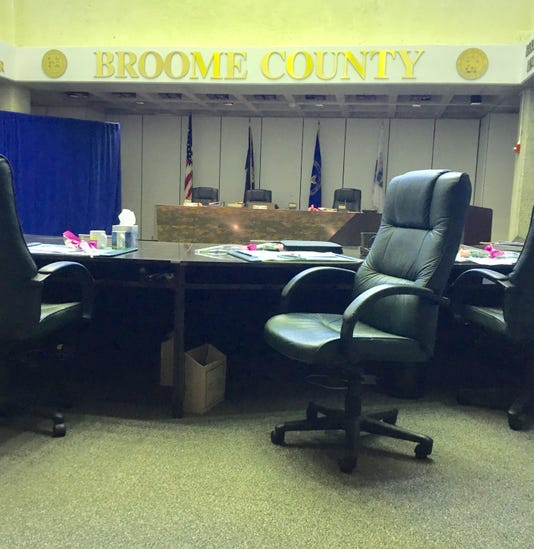 Broome County Legislature.