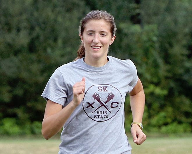 South Kitsap's Paxton DePoe helped the Wolves earn the South Puget Sound League 4A title on Thursday at Fort Steilacoom.
