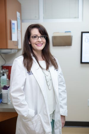 Elizabeth Logan is a Thoracic Oncology Nurse Navigator for the Health First Cancer Institute.