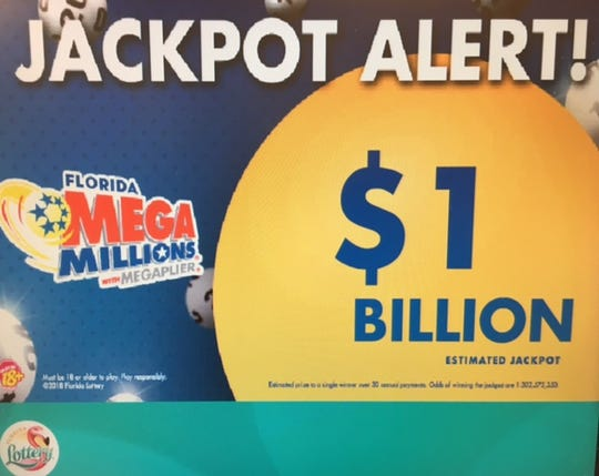 A record Mega Millions is up for grabs.