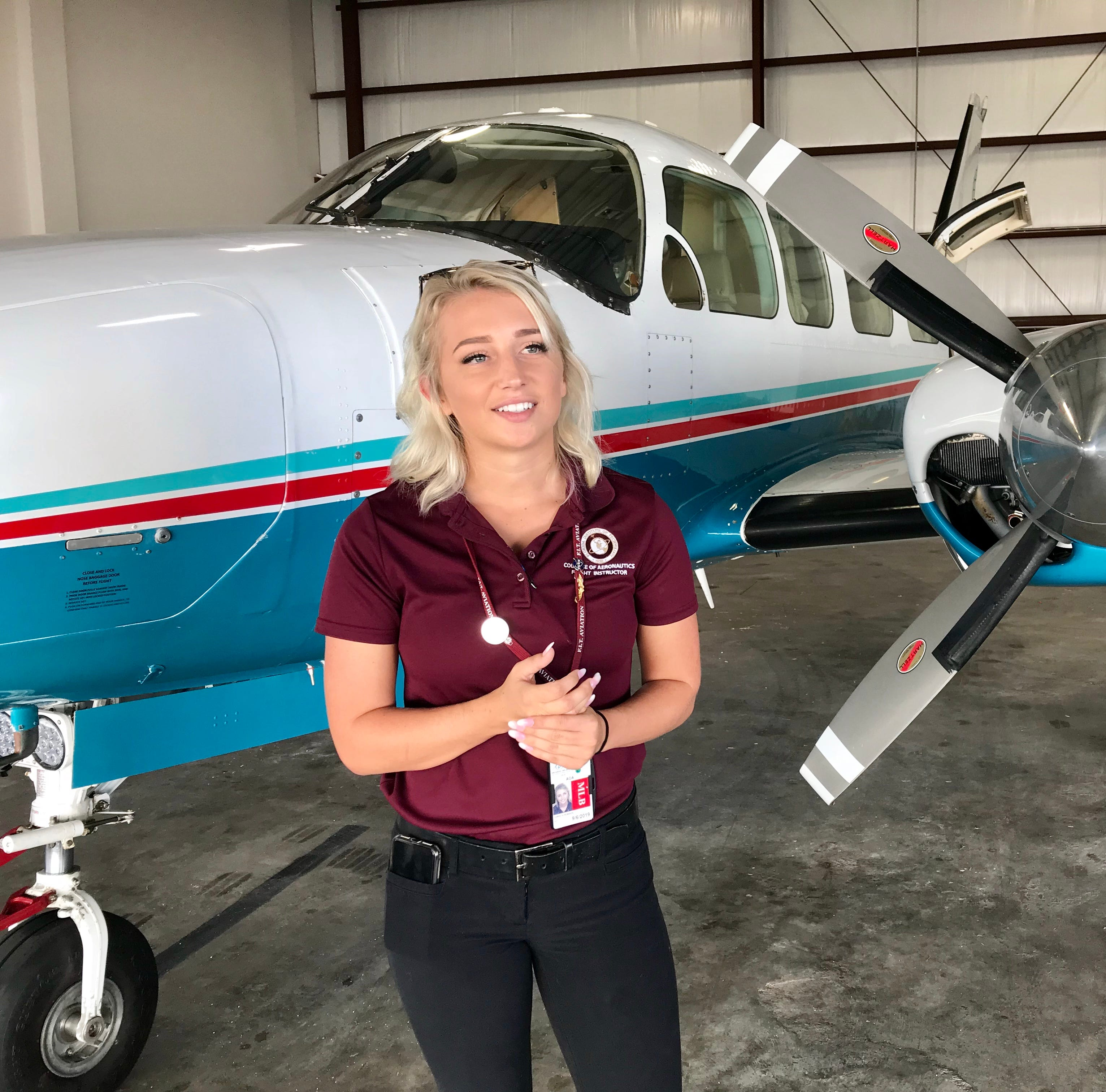 Florida Tech flight instructor to fly 1,300 pounds of supplies into hurricane damage zone