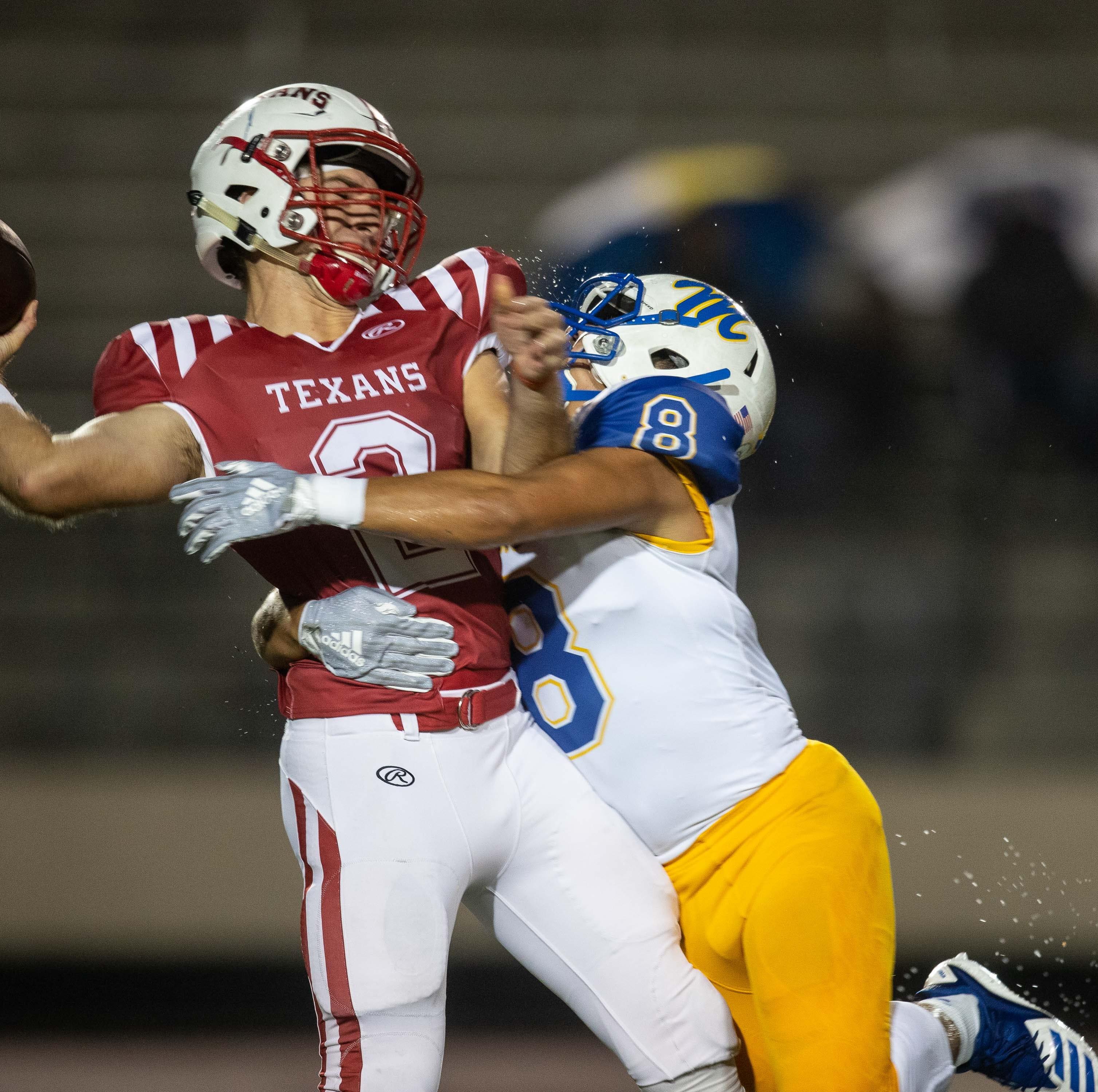 South Texas High School Football: Ray, Moody, Veterans Memorial, Gregory-Portland